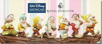 Disney Showcase by Royal Doulton