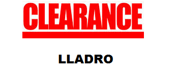 LLADRO CLEARANCE