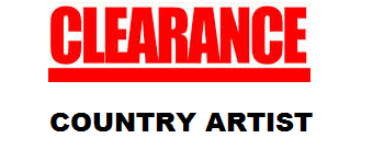Country Artists & Border Fine Arts CLEARANCE