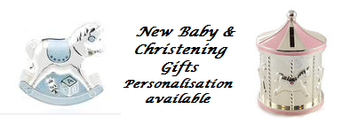 BABY & CHRISTENING GIFTS