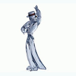 Swarovski 606441 Swarovski Crystal Society SCS Antonio Magic Of Dance 17th Edition Society Figurine Year 2003