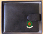 CELTIC  FG396FC Leather Bill Fold Wallet
