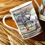 Border Fine Arts A7895 Mugs Lacking Horse Power Mug