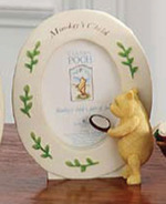 Border Fine Arts 20907 Winnie The Pooh Monday Photo Frame