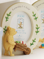 Border Fine Arts 20912 Winnie The Pooh Saturday Photo Frame