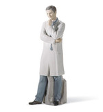 Lladro 01008188 MALE DOCTOR
