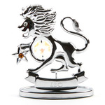 Crystocraft SP235 Swarovski Clocks Zodiac Signs