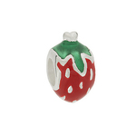 Truth Childrens Charm 445553 Childrens Cutie Silver Charm Cutie Strawberry Bead