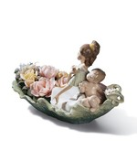 COLLECT IN STORE ONLY - Lladro 01001866 Classic Porcelain RIVER OF DREAMS Limited Edition Of 2500