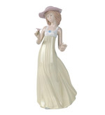 Gentle Breeze - Nao by Lladro (Pre-order for arrival up to 3 weeks)
