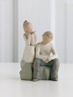 Willow Tree 26187 Brother And Sister Figurine