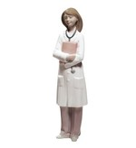 Female Doctor - Nao by Lladro (Pre-order for arrival up to 3 weeks)