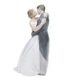 A Kiss Forever - Nao by Lladro (Pre-order for arrival up to 3 weeks)