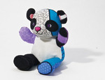 Enesco Britto 4024541 JACKSON Plush Panda Medium