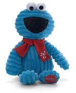 Gund Christmas 320328 Sesame Street Holiday Corduroy Cookie Monster