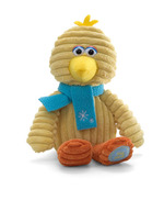 Gund Christmas 320327 Sesame Street Holiday Corduroy Big Bird