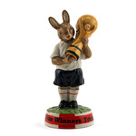 Royal Doulton Bunnykins DB409 2006 Winner's Trophy