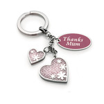 Border Fine Arts A21449 Thanks Mum Keyring