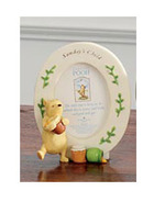Winnie The Pooh A20913 SUNDAY Photo Frame