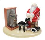 Coalport  Characters Father Christmas HomeComforts Ltd Ed. of 2000