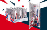 Official Team Great Britain London Olympics 2012 Pen & Keyring Gift Set