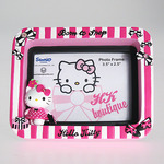Hello Kitty HK-PFBS-141 BORN TO SHOP Frame Photoframe