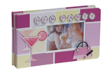 Mic PAA328 Hen Party Photo Album Holds 24 (6