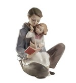 Read Me A Story - Nao by Lladro