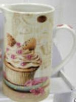 Leonardo LP98659 Butterfly Cupcake Jug Large Fine China NEW