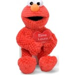 GUND 320494 Sesame Street ELMO Loves You!