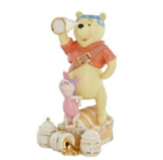 Lenox Disney 820464 POOH & PIGLET'S Pirate Adventure Figurine