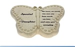 Leonardo LP22557  IN LOVING BUTTERFLY DAUGHTER