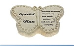 Leonardo LP22558 IN LOVING MEMORY MEMORIAL BUTTERFLY NAN
