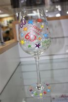 Leonardo LP33213 RAINBOW 60TH WINE GLASS