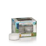 Clean Cotton - Yankee Candle Tealights