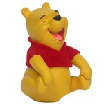 Disney Showcase 4020887 POOH LAUGHING Winnie The Pooh