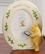 Winnie The Pooh A20907 MONDAY Photo Frame