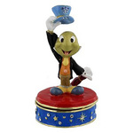 Disney DI116 JIMINY CRICKET - Classic Trinket Box