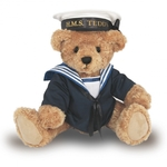 The Great British Teddy Bear - THE ROYAL NAVY BEAR