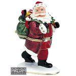 Craycrombe Trinket Boxes - FATHER CHRISTMAS - Collectables