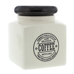 59114 Juliana Home Living Typography Coffee Jar