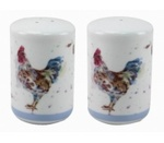 LP91962 COUNTRY COCKEREL SALT & PEPPER
