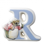 A27248 `R` Mrs. Tiggy-Winkle Border Fine Arts Enesco