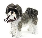 LP24961 Leonardo Walkies Black & White Shih Tzu