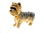 Leonardo LP22955 YORKSHIRE TERRIER Figurine