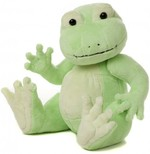 Frederick Frog by Charlie Bears Baby Boutique