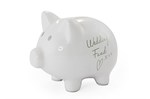 LP25517 Wedding Fund Piggy Money Box