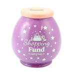 LP27856 Shopping Fund Money Box
