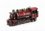 Leonardo LP24953 TRAIN (Red) Ornament