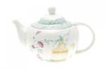 Leonardo LP99684 FINE CHINA NEW BUTTERFLY BLOSSOM TEAPOT